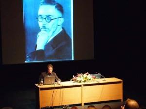 """Presentación del libro """"La Orden Negra. El ejército pagano del Tercer Reich"""" en Alcobendas (Marzo de 2011)"""