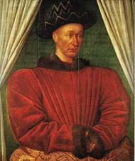Carlos VII, rey de Francia gracias a la gesta de Juana de Arco