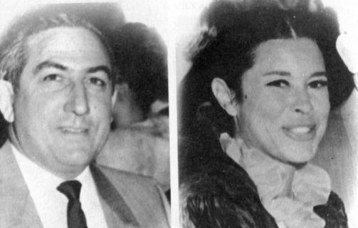 El matrimonio LaBianca antes del brutal crimen