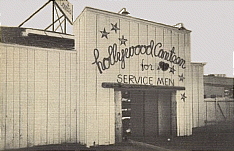 La célebre Hollywood Canteen
