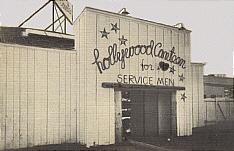 La célebre Hollywood Canteen