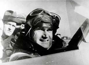 Hess era un excelente piloto
