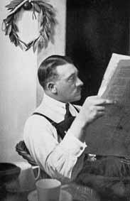 Hitler en la prisión de Landsberg