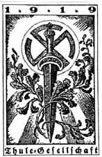 Emblema de la Sociedad Secreta Thule