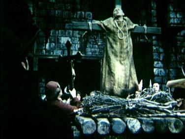 Suplicio de Urbain Grandier (Los demonios de Loudun. Musical).