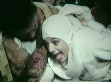 """Escena de la película musical """"Los demonios de Loudun"""" de Krzysztof Penderecki"""